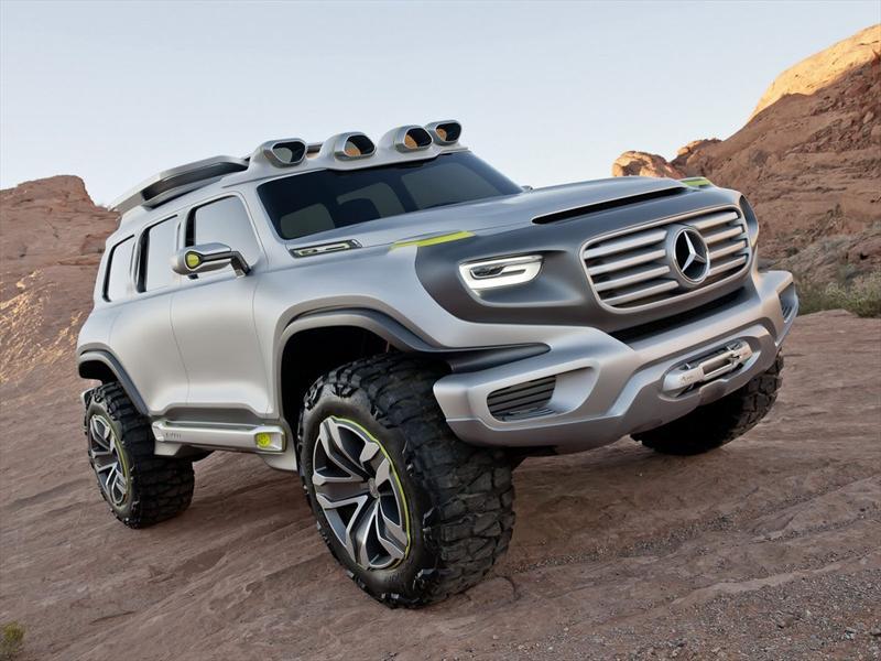 Mercedes g concept