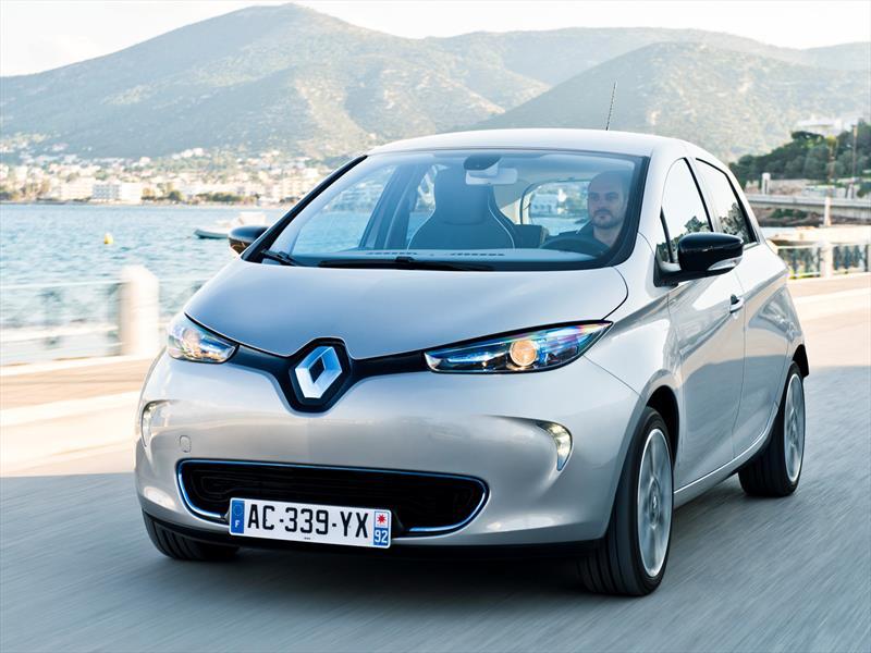 """Renault ZOE, el mejor """"Supermini"""" 2013 según EuroNCAP"""
