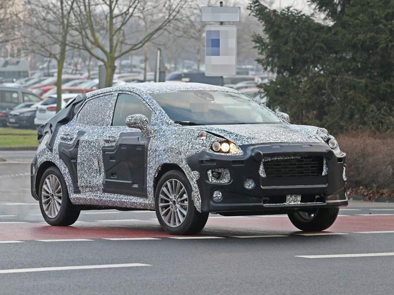Nueva Ford Ecosport ya está en desarrollo