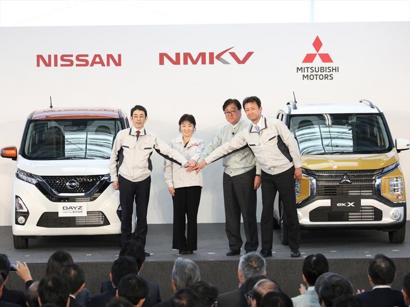 Nissan y Mitsubishi desarrollan los primeros kei cars semi-autónomos