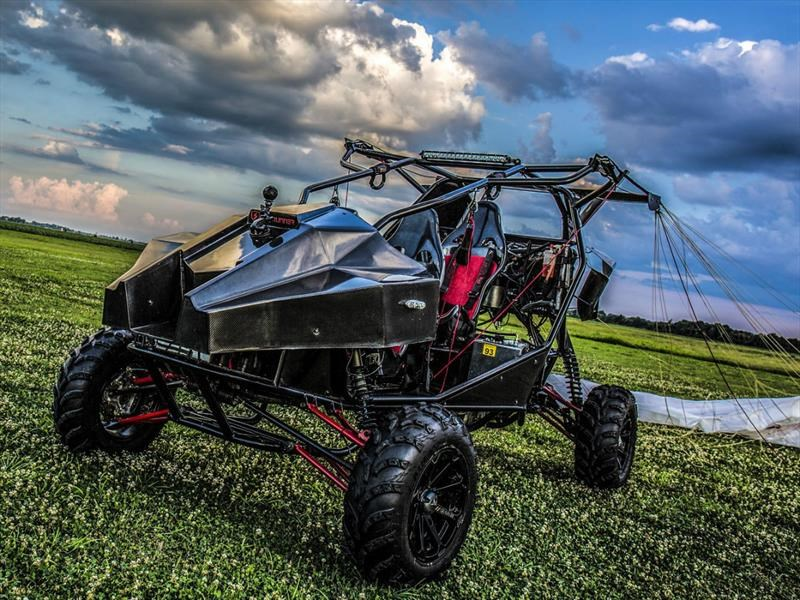SkyRunner, el todoterreno capaz de volar como un avión