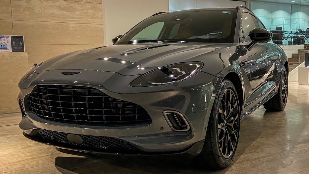 Aston Martin Dbx Llega A México La Suv Ideal Para James Bond