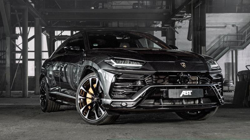 Lamborghini Urus por ABT Sportsline supera los 700 hp