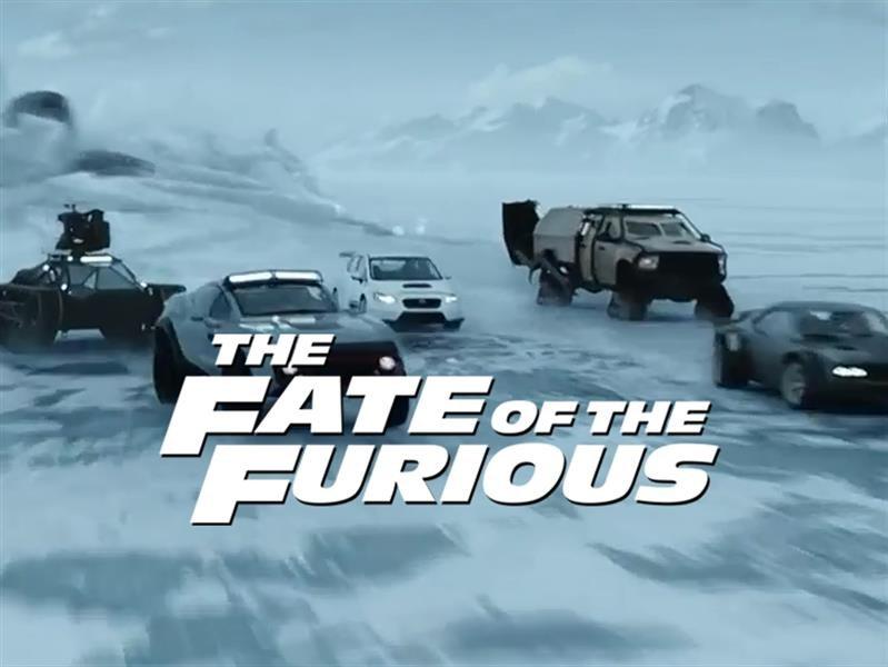 Este es el trailer oficial de Rápido y Furioso 8 en Times Square