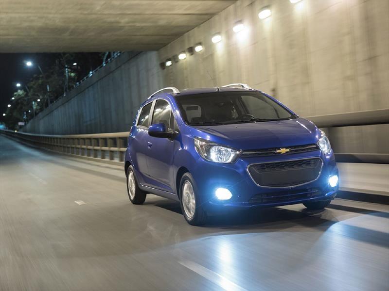 Chevrolet Beat 2018 se presenta