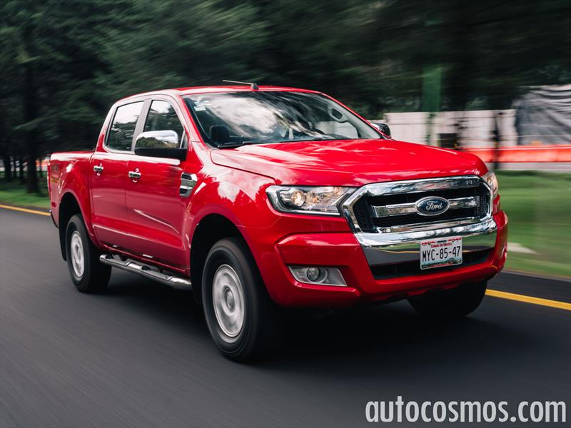 ford ranger 2017 a prueba. Black Bedroom Furniture Sets. Home Design Ideas