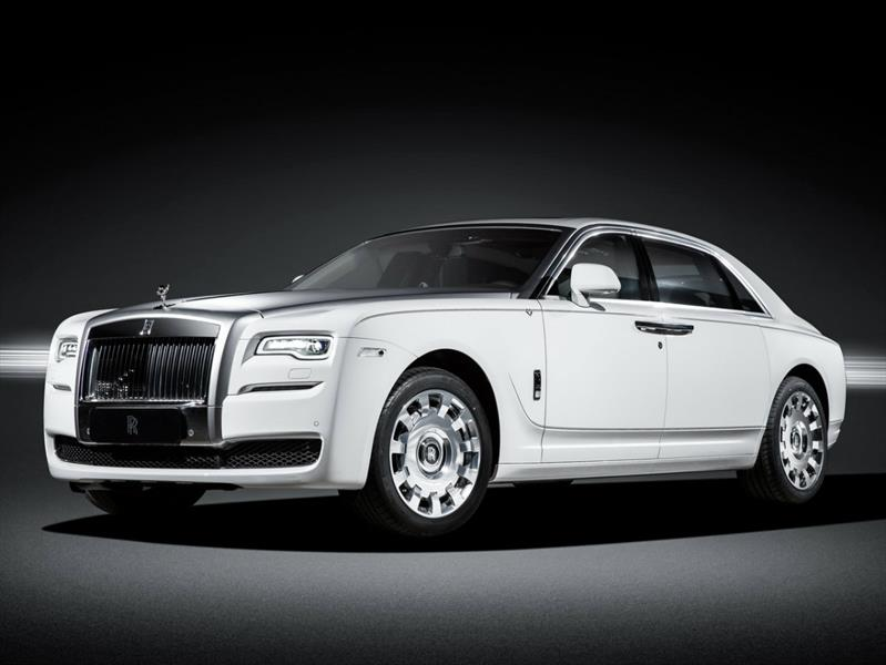 Rolls-Royce Ghost Eternal Love, el auto ideal para celebrar San Valentin