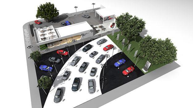 Audi presentará un R15 en su nuevo espacio de Pinamar