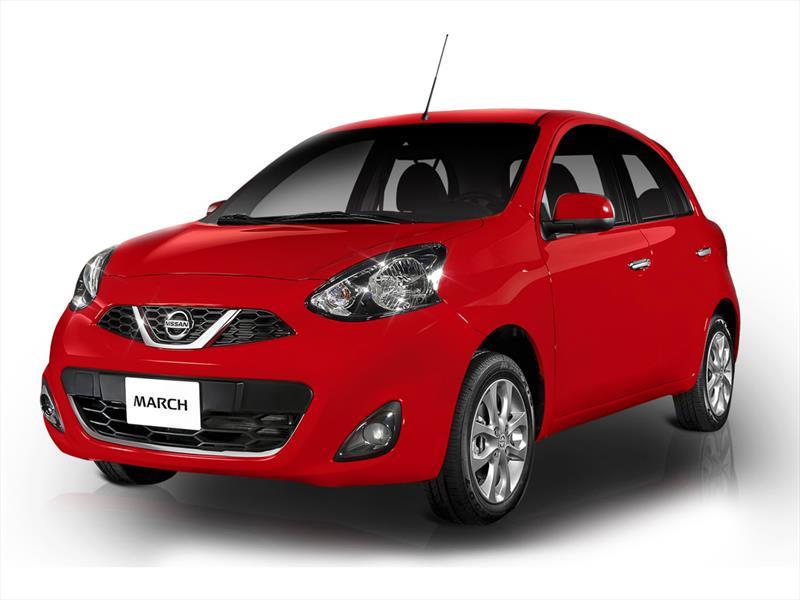 Nissan March Tuning >> Nissan March, carro más vendido de la marca en Colombia - Autocosmos.com