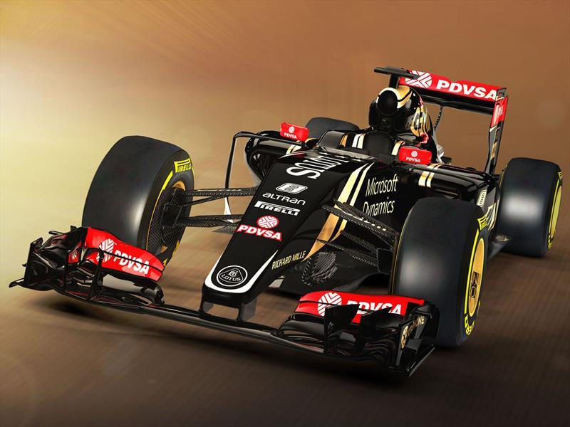 Lotus presenta el E23 Hybrid, su monoplaza de la temporada 2015