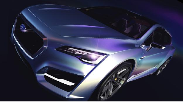 Subaru Advanced Tourer Concept se presenta en el Salón de Tokio 2011
