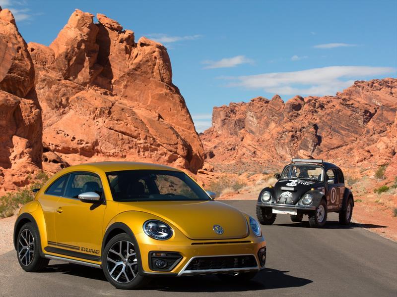 Volkswagen Beetle Dune, escarabajo off-road