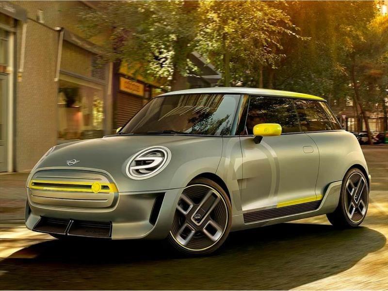 MINI presentará un concept eléctrico en Frankfurt