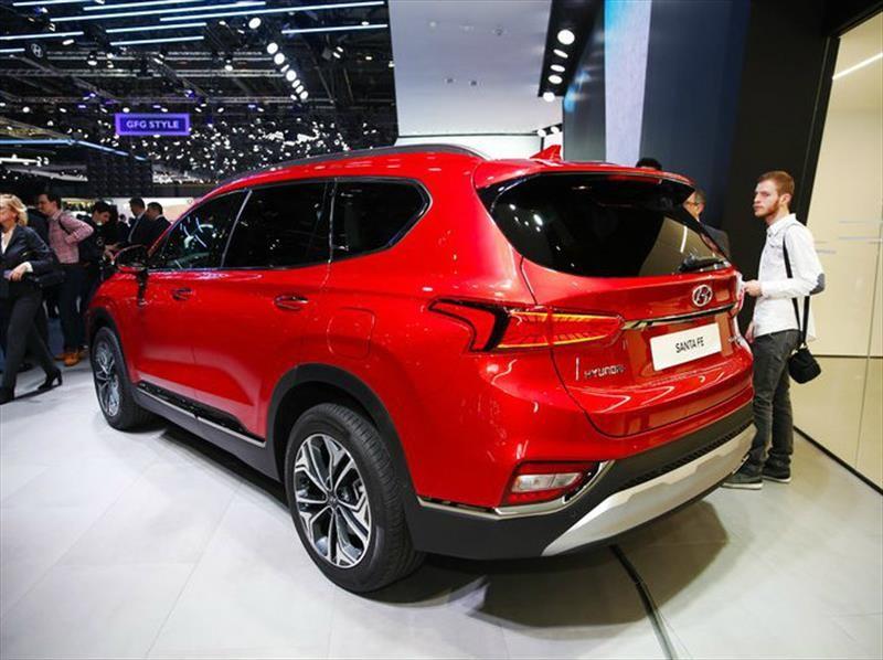 Hyundai Santa Fe, la nueva generación