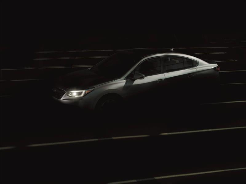 Subaru Legacy, un aniversario especial en Chicago