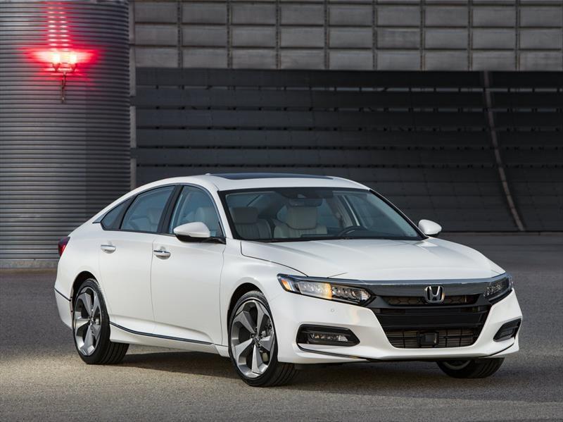 Honda devela la nueva generación del Accord