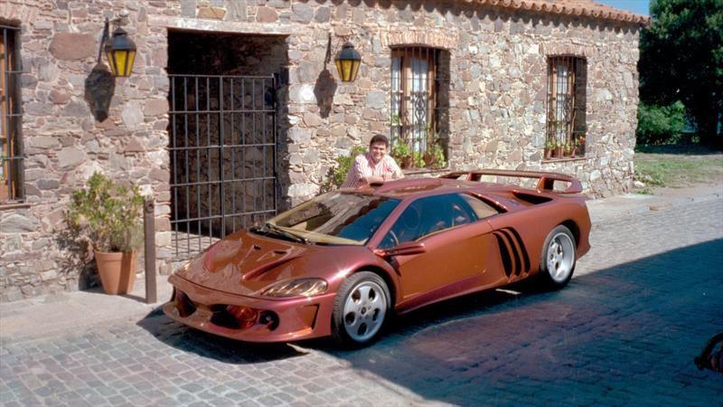 Qué hay de cierto que algunos ejemplares de Lamborghini fueron hechos en México