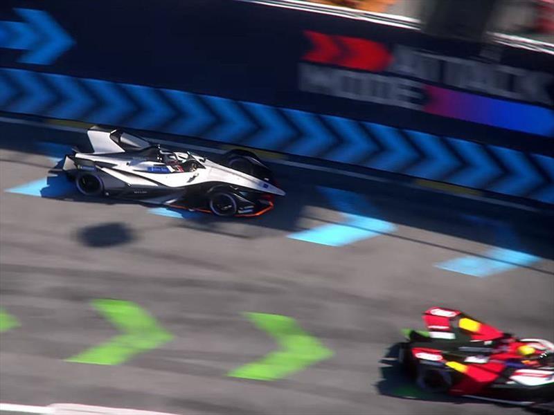 Fórmula E 2019: Así es el nuevo Attack Mode