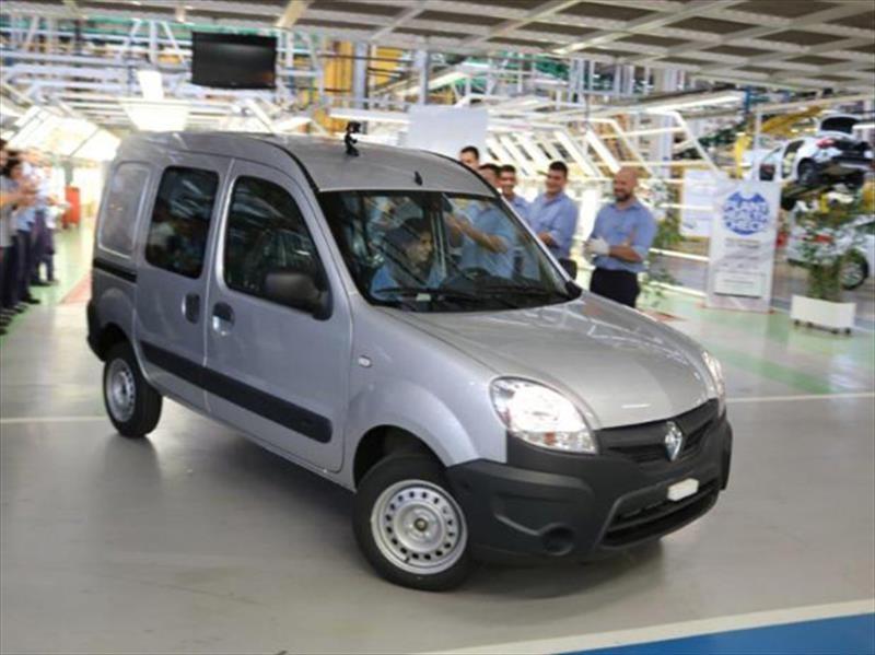 Renault Kangoo de primera generación cumple su ciclo