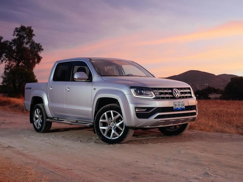 Amarok 2018 Precio Mexico >> Volkswagen Amarok 2018 a prueba - Autocosmos.com