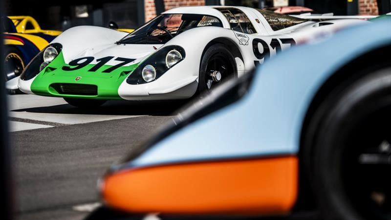 Estos son los Porsche más caros que han sido vendidos hasta ahora