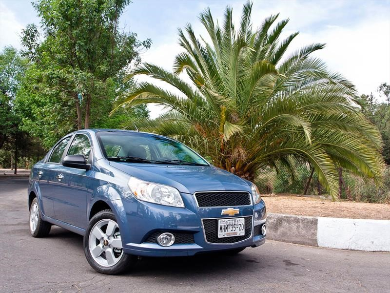 Chevrolet Aveo 2008 2017 Conviene Comprar Uno Seminuevo