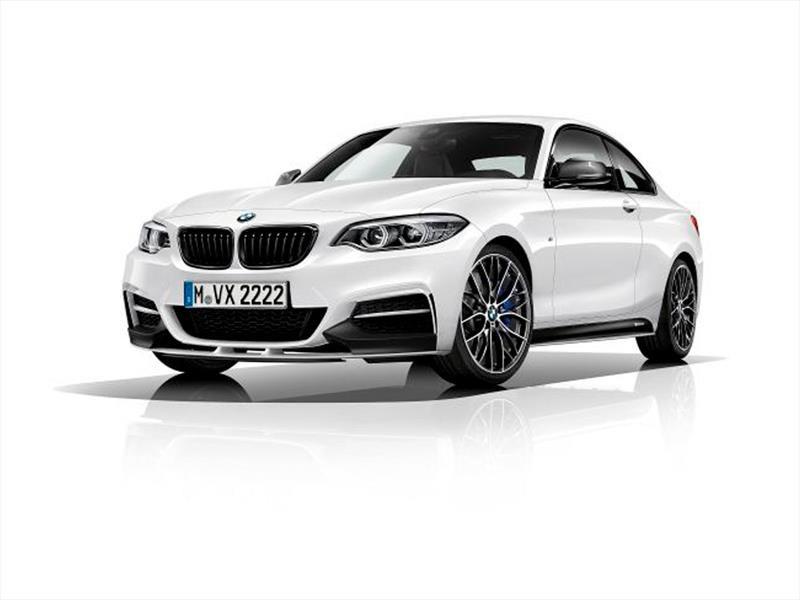 BMW M240iA M Performance Edition 2018 llega a México en $934,900 pesos