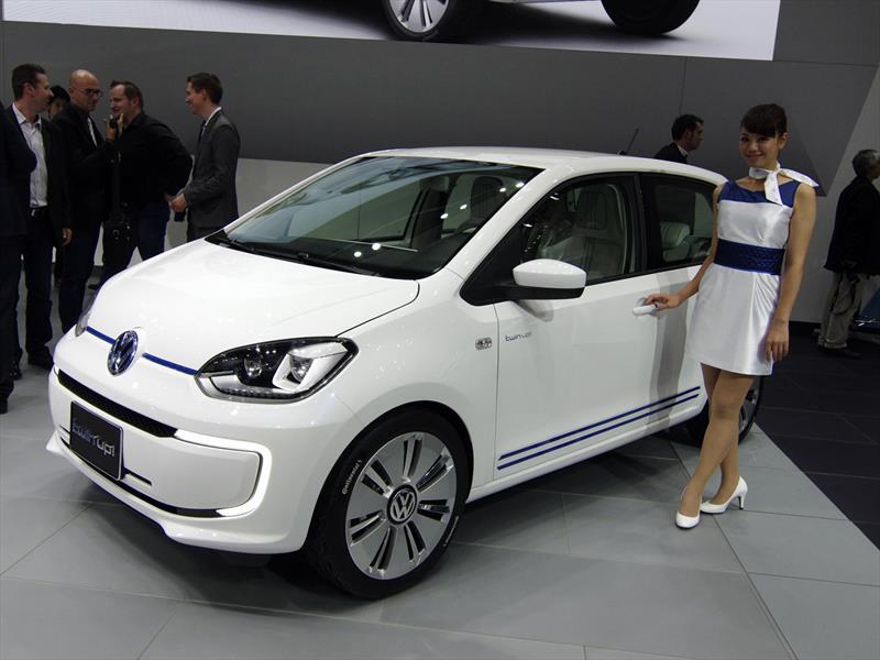 Volkswagen Twin-Up! Concept: Alma de XL1