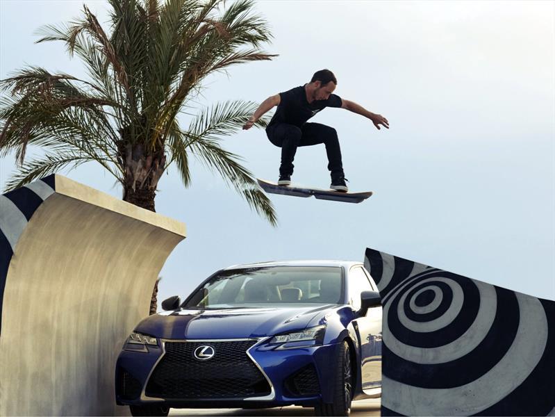 Lexus Hoverboard, de la ficción a la realidad