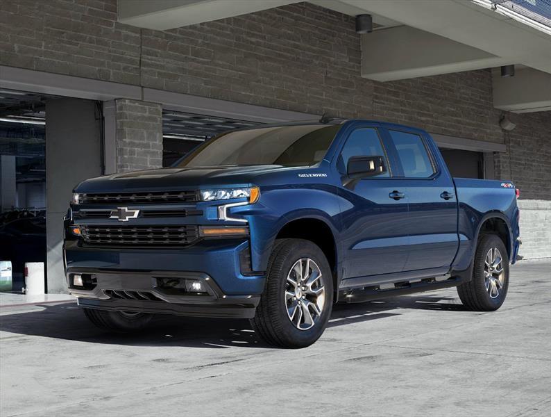 Chevrolet Silverado 2019 con motor 4 cilindros turbo ...