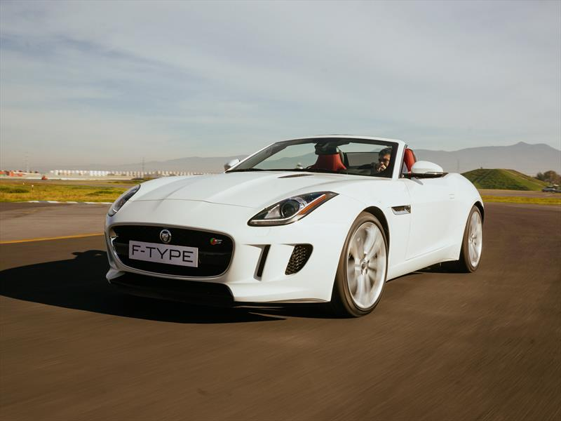 Jaguar F-Type S 2014