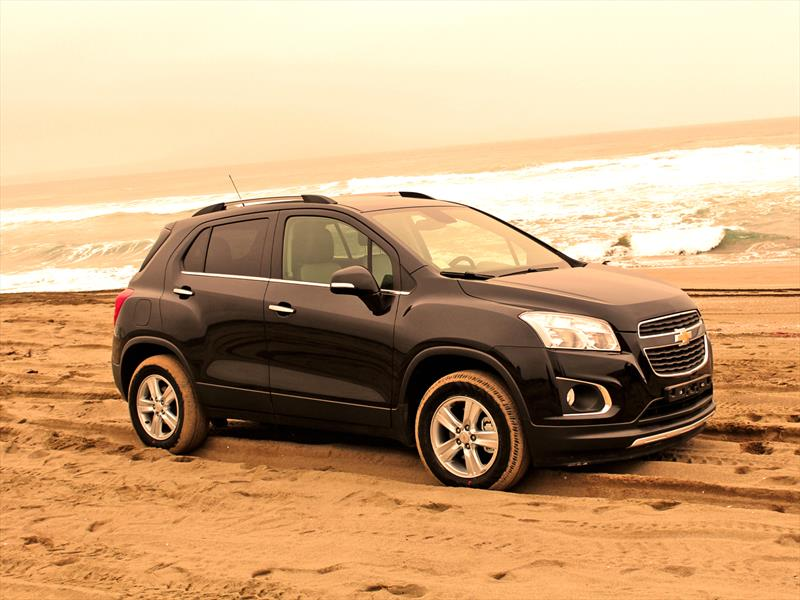 Chevrolet tracker se adjudic premio al mejor suv del a o for Comparador pias
