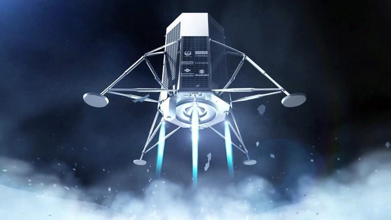 Suzuki va más allá de los autos y las motos, al construir una nave espacial que viajará a la Luna