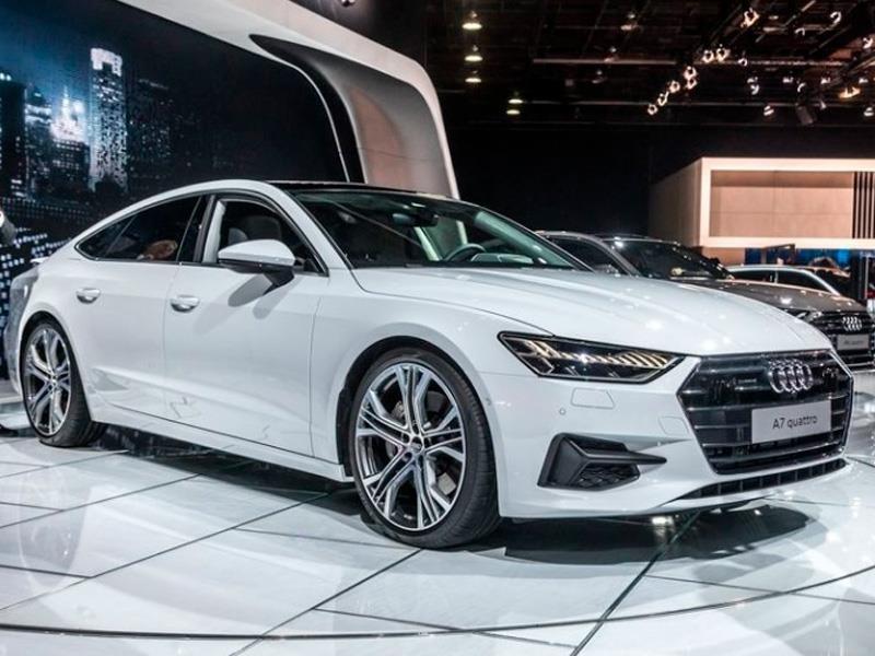 Audi A7 2019 Espectáculo En Movimiento