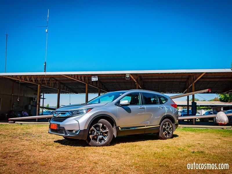 Test drive: Honda CR-V 2018