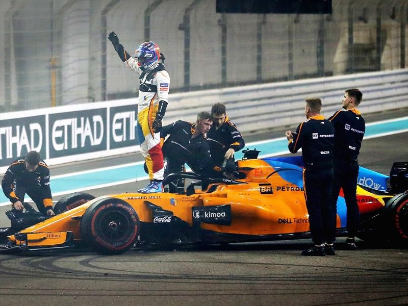F1: Alonso no dice adiós, dice hasta siempre