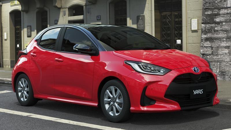 Toyota Yaris celebra 20 años de existencia con una nueva generación