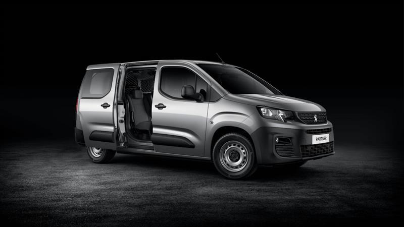 Peugeot Partner Crew Van, la van familiar
