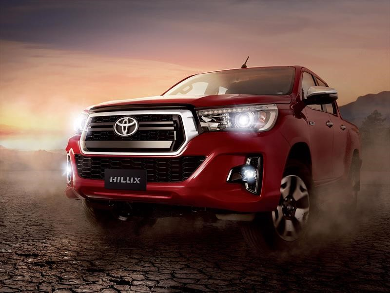 Toyota Hilux se renueva en Argentina