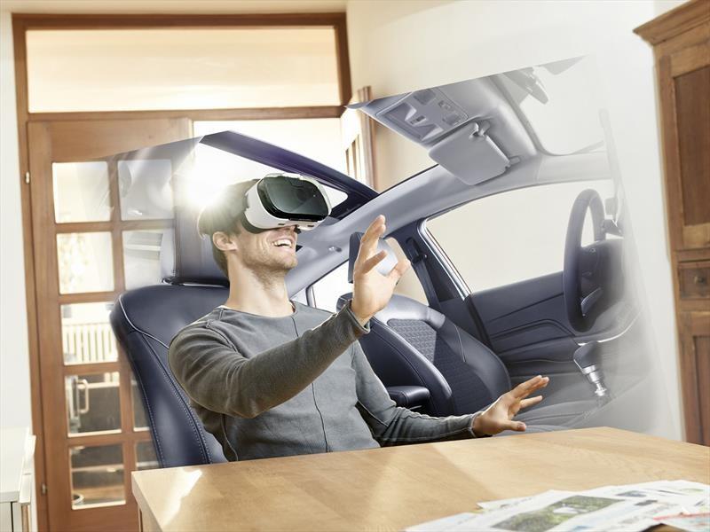 La realidad virtual, permitirá que manejes un Ford desde tu casa