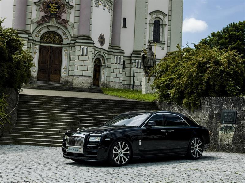 Rolls Royce Ghost por SPOFEC