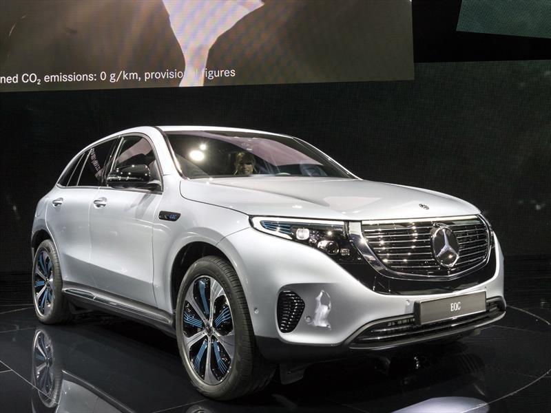 Mercedes-Benz EQC 400 4Matic, inicia la verdadera competencia de los SUVs eléctricos