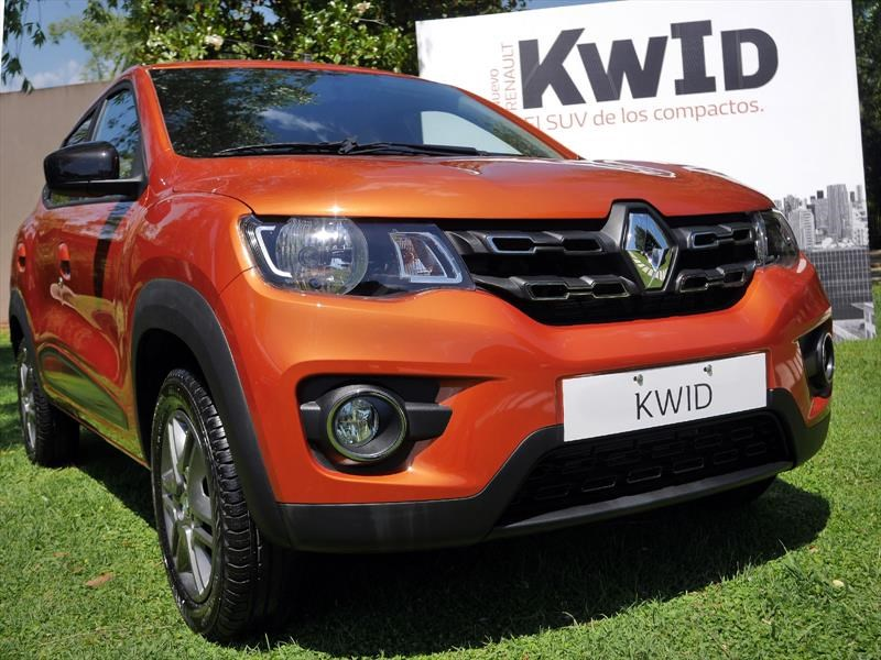 Renault Kwid lo manejamos en Argentina