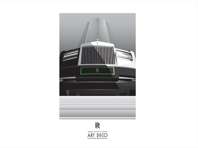 Rolls-Royce presenta edición especial en el Autoshow de París