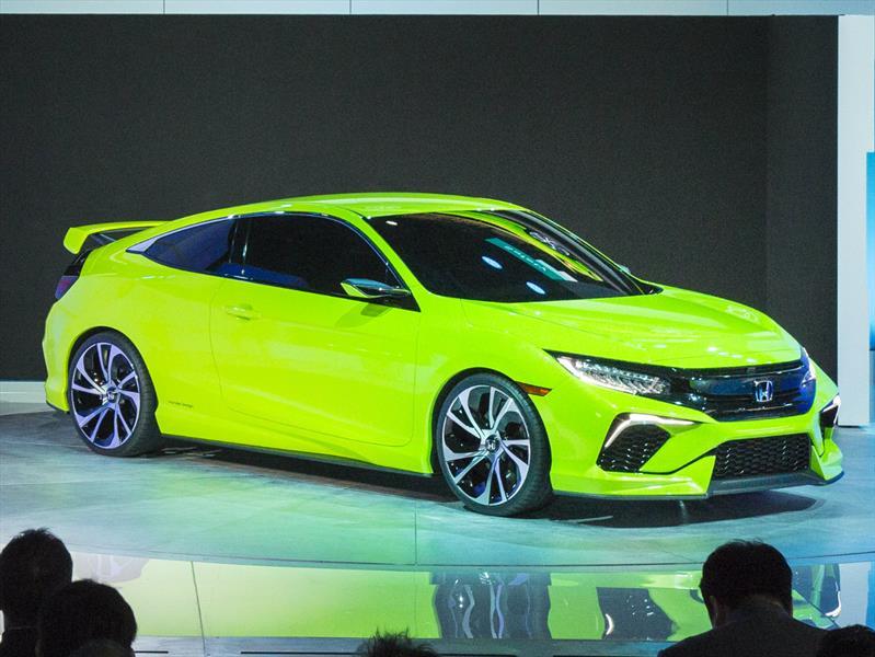 Honda Civic Concept: Anticipos de la próxima generación