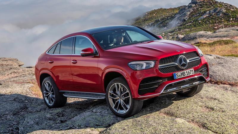 Mercedes-Benz GLE Coupé 2021, la nueva generación mejora en todo