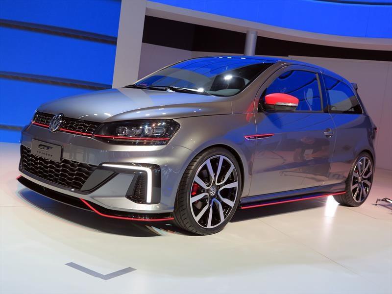 Volkswagen Gol GT Concept, el heredero del Pointer GTI