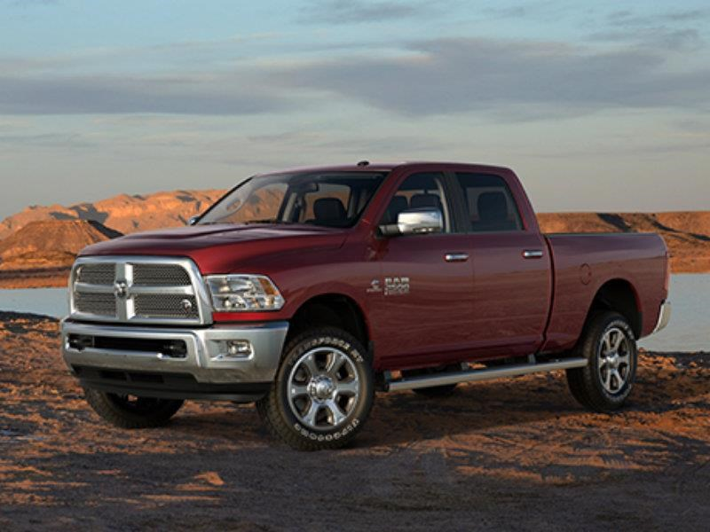 Ram Heavy Duty Lone Star Silver 2018, un pick up refinado