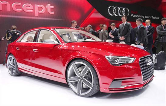 Audi a3 concept elegido cl sico del futuro 2011 for Futuro del classico