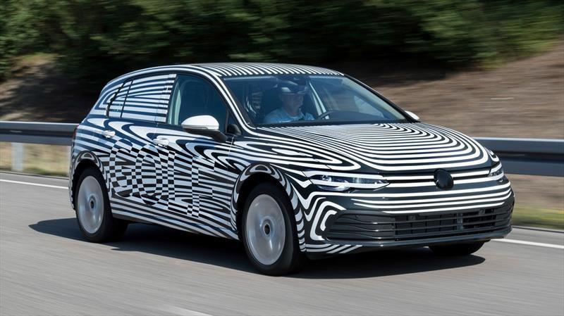 Volkswagen tiene todo listo para el debut del Golf 2020 -Mk8-